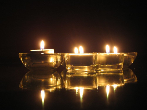 Candles by jaygooby CC BY 2.0