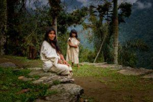 Kogi Woman and Child