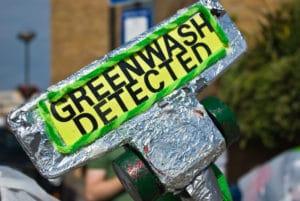 Greenwash Detected