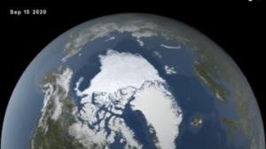 Minimum Arctic Sea Ice