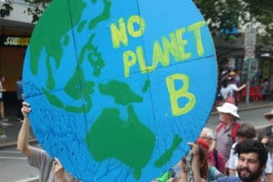 No Planet B - Melbourne Climate March for Our Future