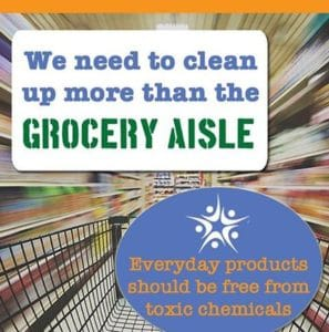We need to clean up more than the grocery aisle.