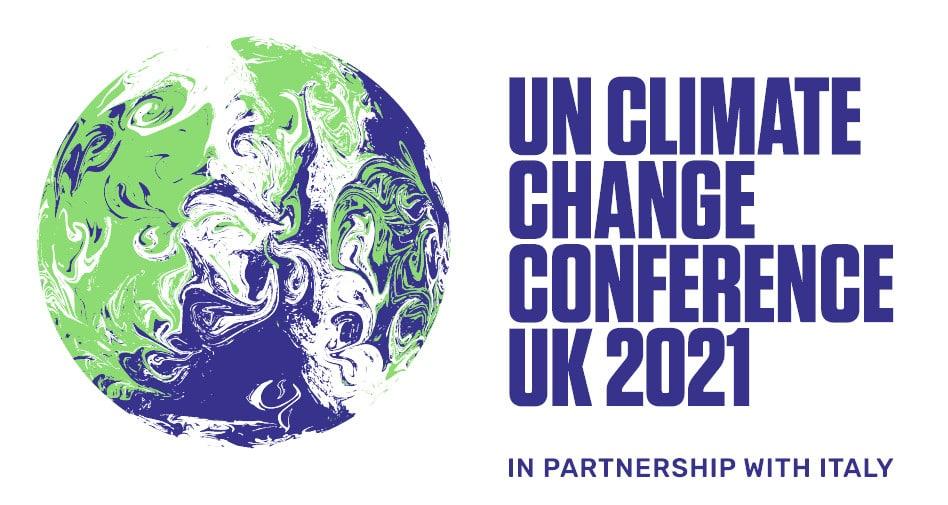 UN Climate Change Conference Logo 2021